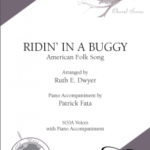 Ridin' in a Buggy Cover